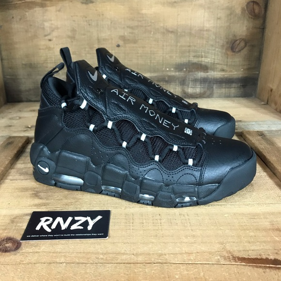 Nike Air More Money Trust Fund Baby